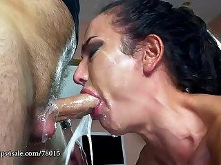 deepthroat dick fake tits fucking girls old