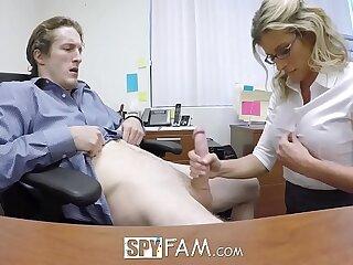 anal big blonde blowjob creampie hardcore