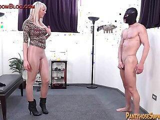 bdsm blonde bondage cuckold domination femdom