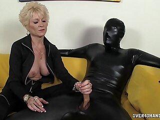 domination granny handjob ladies mature mistress