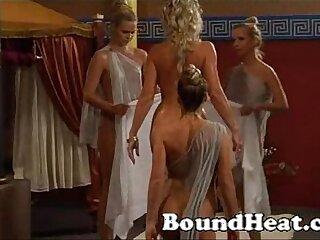 bdsm lesbian sexy girls slave