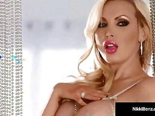 big blonde boobs dildo girls huge