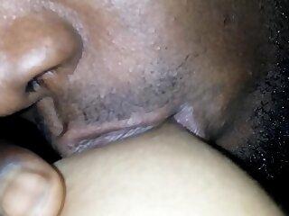 amateur black blowjob indian kissing nipples