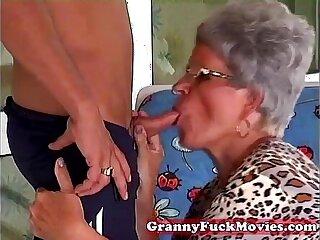 blowjob dick granny mature milf sucking