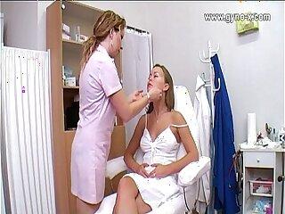 ass busty teen doctor nurse
