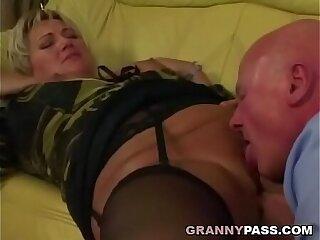 amateur blowjob chubby grandpa granny hardcore