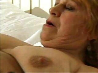 bbw masturbating mature redhead solo toys