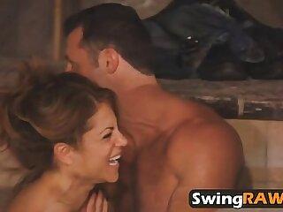 couple gangbang orgy reality sexy girls swingers