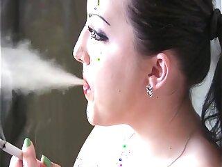 amateur bdsm fetish girls smoking