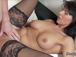 big blowjob cumshot dick german lingerie