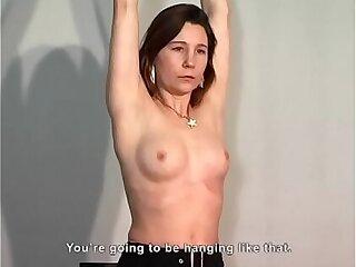 aggressive bdsm casting spanking