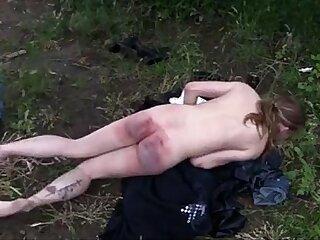 brutal hardcore spanking