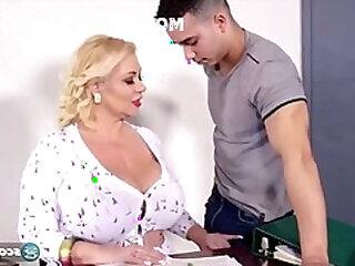 bbw big big butts big tits blonde blowjob