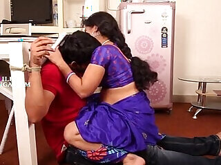 aunty couple desi homemade housewife romantic