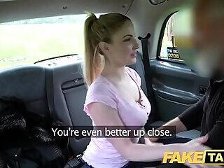 babe blonde car fake tits fucking hardcore
