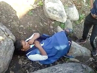 18 years brutal college couple fucking outdoor