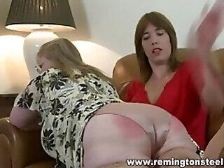 housewife spanking wife