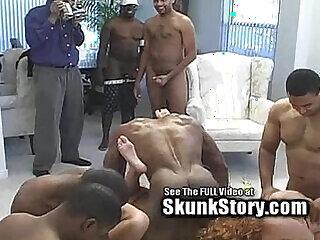 bbc big black cuckold dick interracial