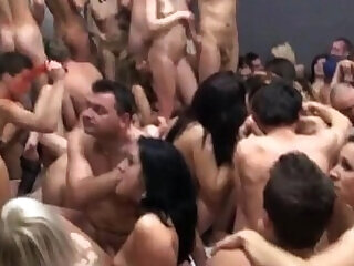 compilation girls party sexy girls