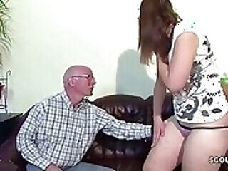 european grandpa hardcore old old and young seduced