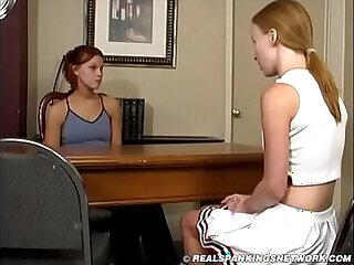 ass bdsm spanking teen