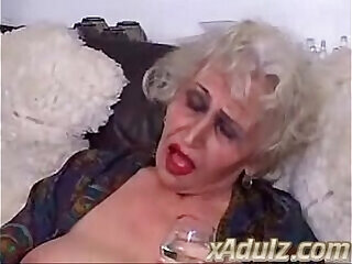 foot granny mature milf old pussy