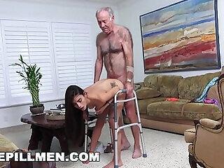 fat bodies fucking funny grandpa hardcore latina