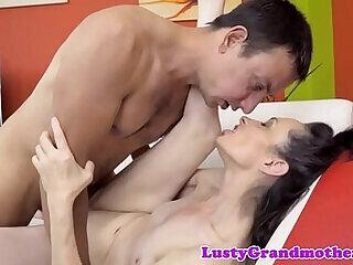 amateur blowjob granny mature milf sucking