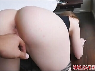 big big cock blonde blowjob brother dick