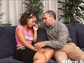 amateur anal daddy dick family fucking