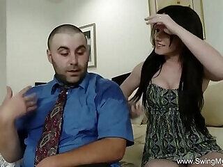 amateur anal blowjob cheating cuckold cumshot