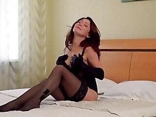 lingerie masturbating russian women