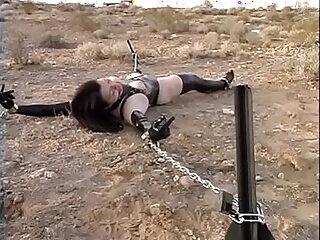 bondage domination lesbian mistress slave