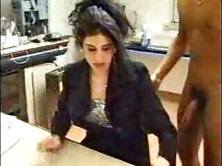 amateur arab blowjob brunette cumshot indian