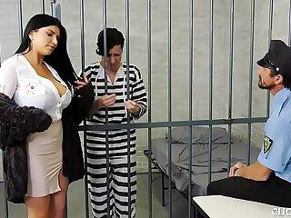 big black boobs cuckold doggystyle fake tits