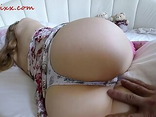 amateur anal ass blonde creampie family