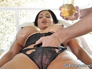 big blowjob boobs brunette cougar cougar moms
