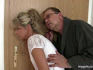 cheating grandpa granny mature milf old