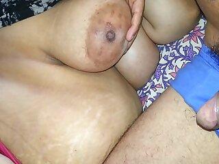 indian sleeping wife