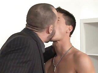 daddy licking sucking