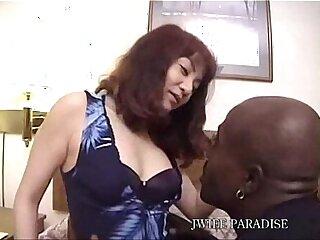 asian black japanese wife